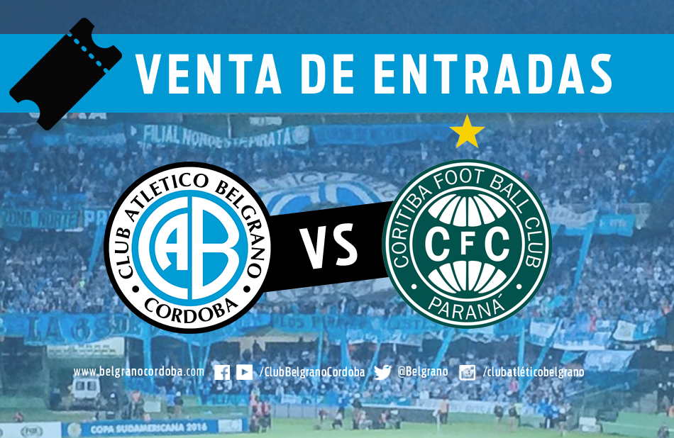 Venta de entradas | Club Atlético Belgrano - Sitio Oficial