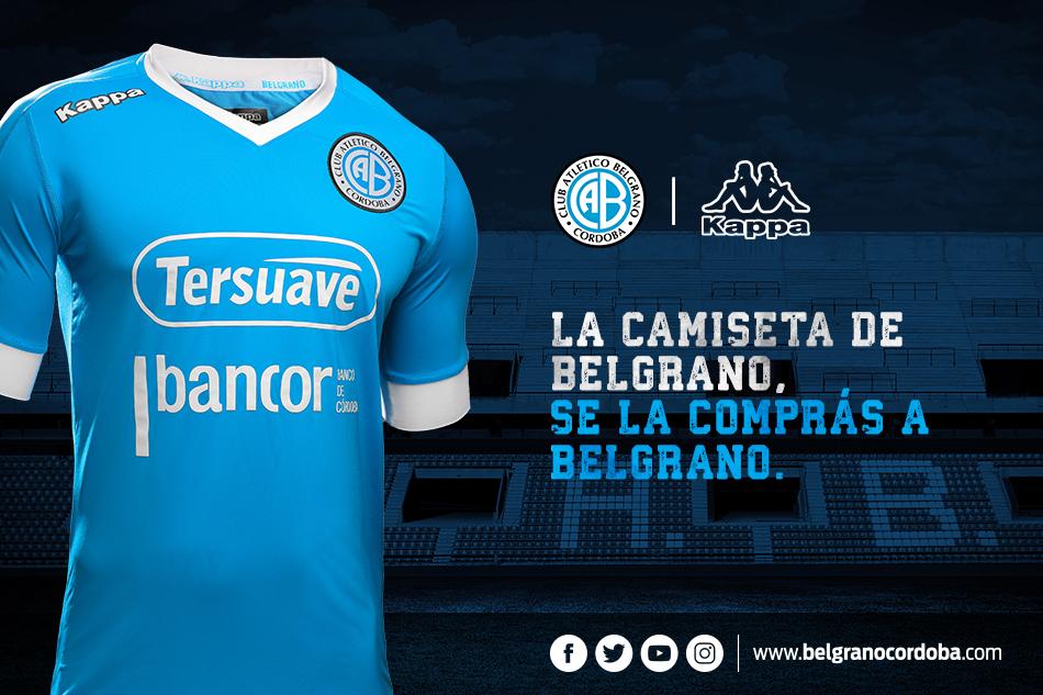 612ba669e0ed3 La camiseta de Belgrano