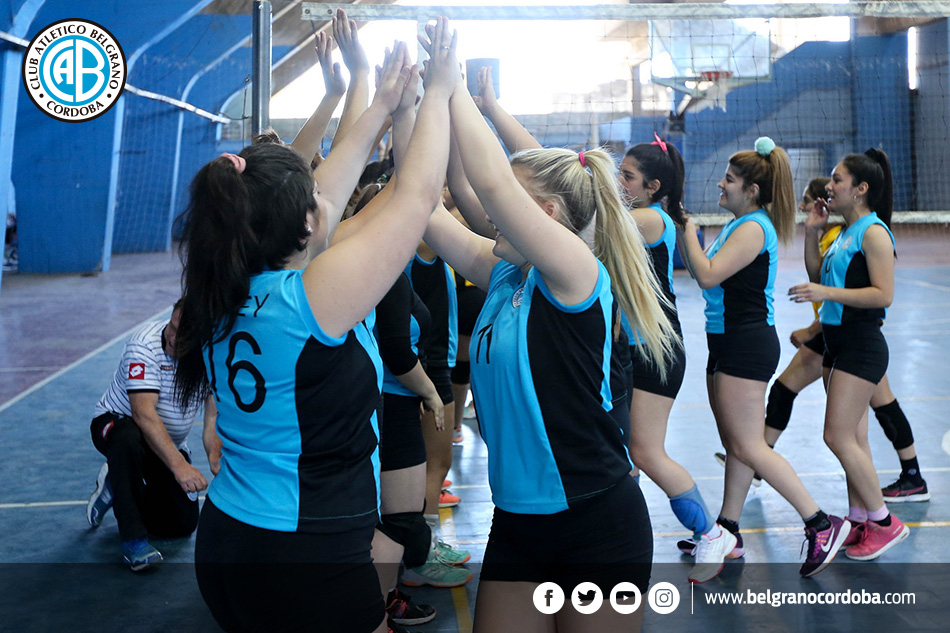 Las chicas de Belgrano, terceras en la tabla general | Club Atlético ...