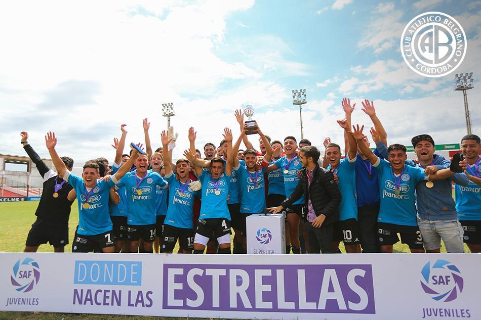 Belgrano campeón en Cuarta! | Club Atlético Belgrano - Sitio Oficial