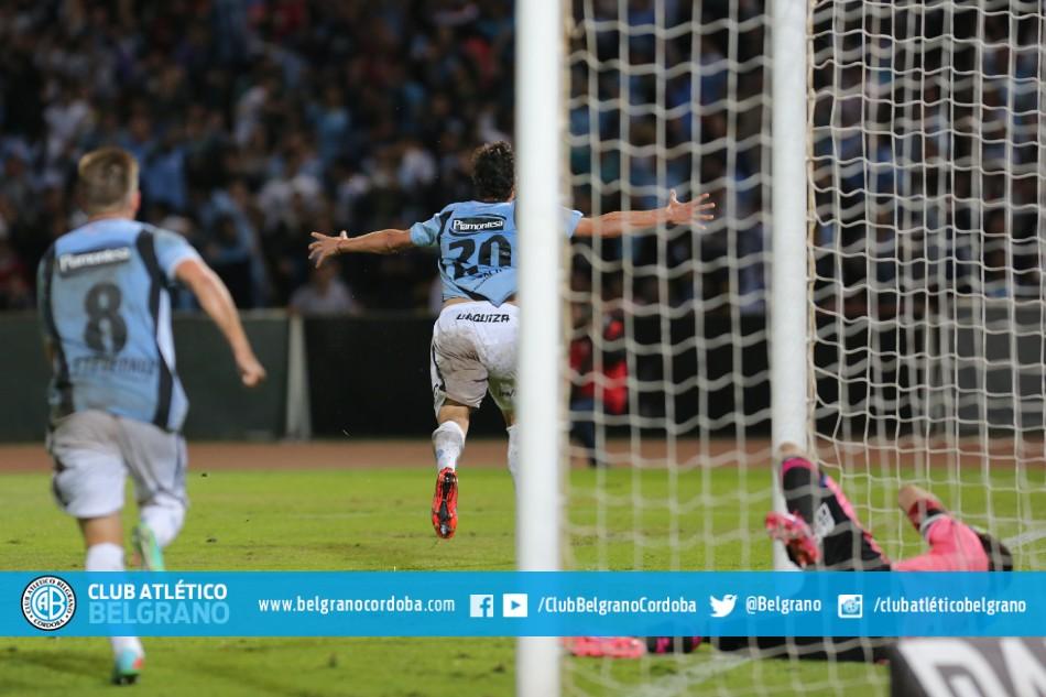 ¡El orgullo de Córdoba!: Belgrano se clasificó a la Copa