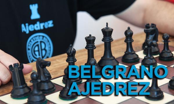 Resultado de imagen para belgrano ajedrez