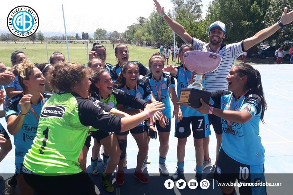 Gentileza: Córdoba Cup Femenino (Facebook).